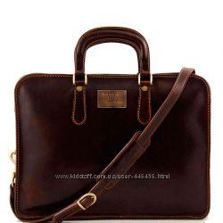 Элитная серия ALBA - кожаный портфель