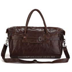 Большая мужская дорожная сумка - трэвелбег. Удовольствие от каждой поездки