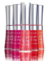 Блеск для губ LOreal Glam Shine  Glam Shine Fresh. Оригинал
