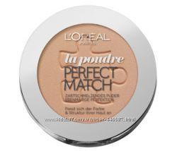Пудра LOreal Perfect Match la Poudre. Оригинал