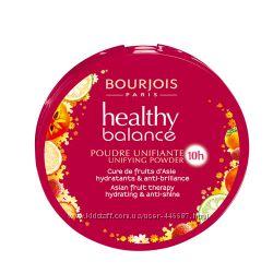 Пудра Bourjois Healthy Balance. Оригинал