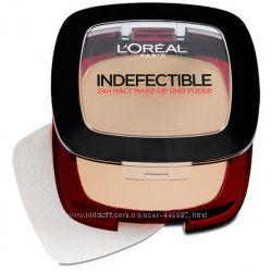 Пудра LOreal Indefectible 24h