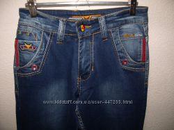 Джинсы мужские детские подростковые  новые классные модные К-215 Размер 26