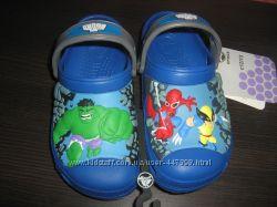 Crocs  3D для мальчиков распродажа