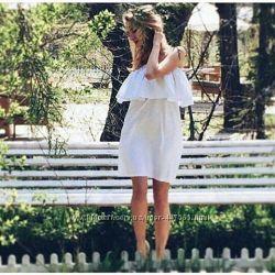 Летнее платье XS-M