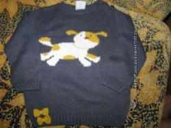 Крутой свитер в идеальном состоянии. Coccodrillo Польша.