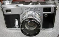 Продам фотоаппарат-раритет  Киев