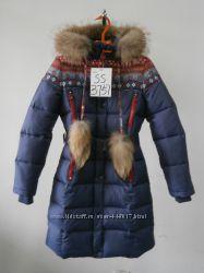 Зимнее пальто Kiko на девочку