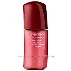 Концентрат, восстанавливающий энергию кожи shiseido ultimune power