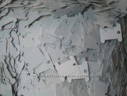 Бобинки шпули для мулине пластик и картон от 40 коп