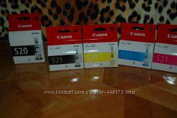 canon картридж 520 521 iP3600iP4600MP540MP550MP560MP620MP630MP640MP