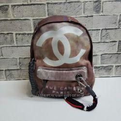 Новые женские стильные рюкзаки Chanel