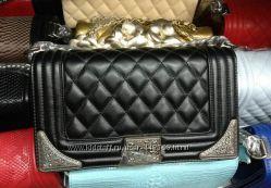 Новая женская сумка Chanel Boy