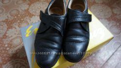Туфли Каприз кожаные