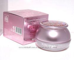 Антивозрастной улиточный крем Bergamo Pure Snail Wrinkle Care 50мл