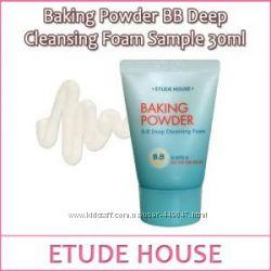 Глубоко очищающее средство Etude House Baking Powder BB Deep Cleansing 30мл