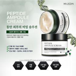 MIZON Peptide Ampoule Cream Пептидный крем для лица 50мл