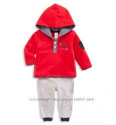 Очаровательный костюмчик для мальчика С&A  Polomino Германия, 68-86 см