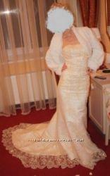 эксклюзивное платье инд пошив