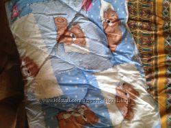 Шерстяное одеяльце