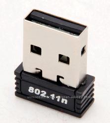 Nano USB сетевая карта стандарта Lite-N  150Mbits