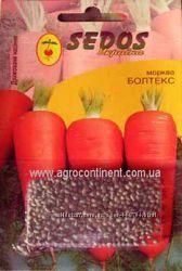 Дражированные семена моркови Sedos