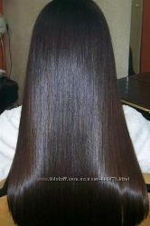 Проф. кератиновое выпрямление  волос  Киев
