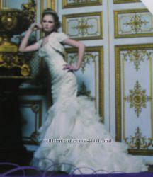 Платье свадебное эксклюзив Miss Kelly, Франция