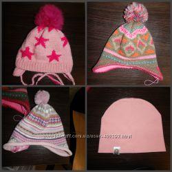 зимняя шапка до 3 лет