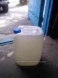 Канистра пластик 20 литров