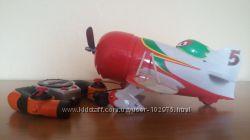 Самолет на радиоуправлении Planes от Disney