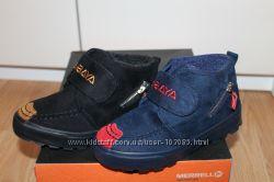 Утепленные ботиночки 29-30 размер