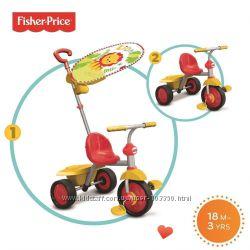 Велосипед трехколесный Glee Plus Fisher Price
