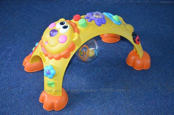 Детский развивающий игровой центр Лев 2в1 Fisher-Price