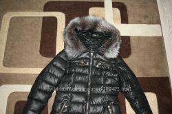 Женская зимняя куртка-пуховик Qarlevar