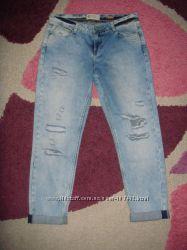 Крутые джинсы бойфренды House