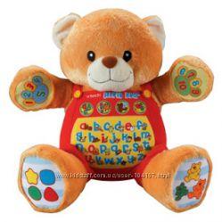 Учим английский весело Медвежонок, телефон, автобус.