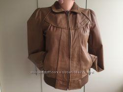 Стильная кожаная куртка Распродажа