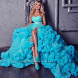Шикарные платья-облака для фотосессий. Пошив, продажа, прокат