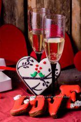 Подарок на день влюбленных ChocoGinger