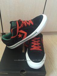 Замшевые кроссовки Converse 41 р. Оригинал