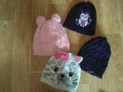 Шапки модные и качественные для девочек