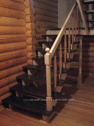 Проект монтаж лестницы