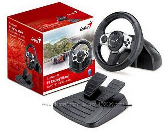Руль Genius Trio Racer F1 Racing Wheel