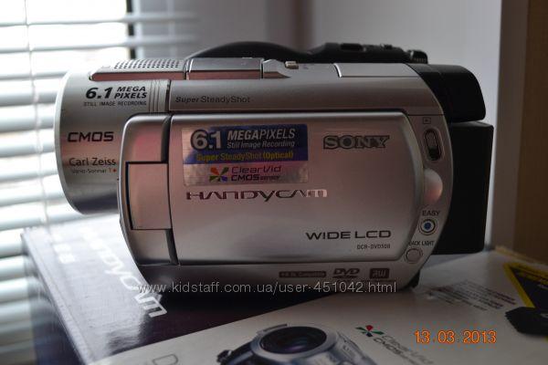 Цифровая видеокамера Sony DCR-DVD 508
