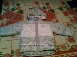 Продаю отличный зимний комбинезон на мальчика Gloria Jeans