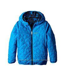 Двухсторонняя демикуртка Камик Kamik Kids Quilted Reversible Jacket