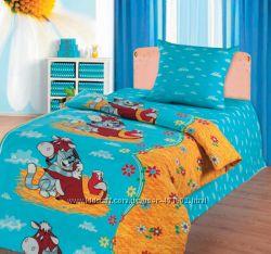 Детская постель,  полуторная ТМ Непоседа, В наличии.