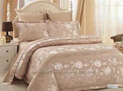 Шикарное постельное белье ARYA Pure Series жаккард.