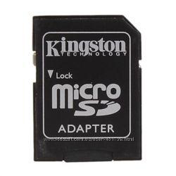 Адаптер microSD Kingston